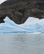 More icebergs