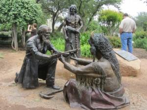 The Fredericksburg treaty